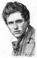 sketch - Marius by nitefise