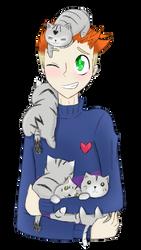 [SIA] Kittenx5 by SparkleChord