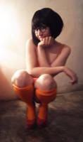 Velma Cosplay by CherrySteam