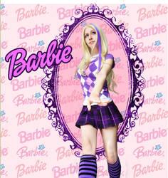 Barbie Cosplay by CherrySteam
