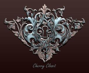 Logotipo  Cherry Closet by CherrySteam