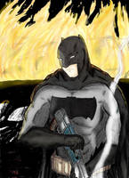 Batman by WalkerSousa