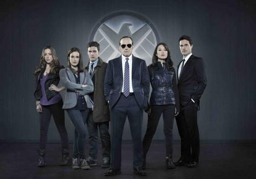 AGENTS OF S.H.I.E.L.D. by super-gamer