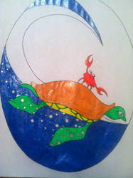 Cowabunga (Adding Color) by Casca12