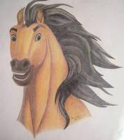 Spirit: Stallion of the Cimarron by Supernatural28
