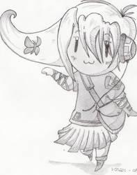 Random Chibi by aQuaMu