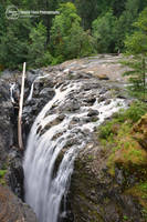 Englishman River Falls by sweetcivic
