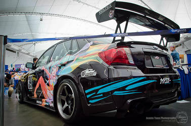 Anime Revolution Subaru by sweetcivic