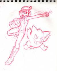 Gunbarrel97 Sketch (34) by Gunbarrel97