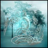 Ice blue fragility by blingblingbabe