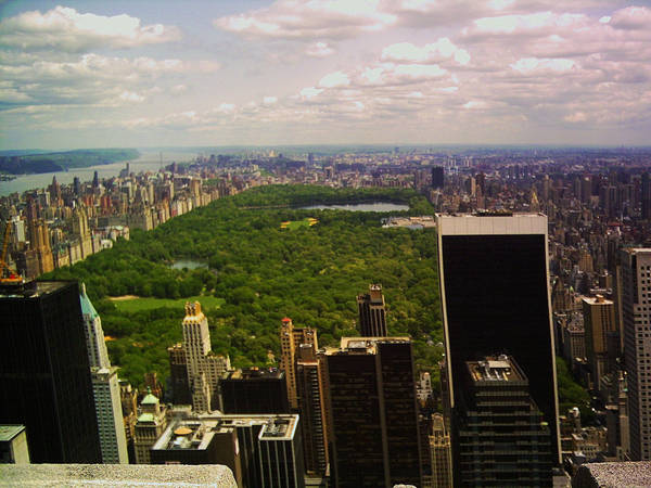 Central Park by MiaSK