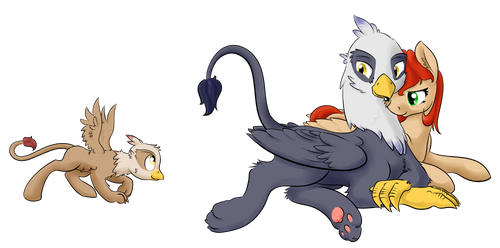 Hippogryph by Geomancing