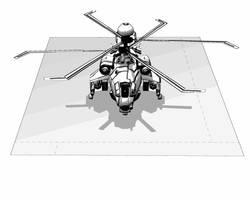 Harbinger Battletech VTOL TRO by pickledtezcat