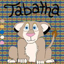 Tabatha Character Sheet by Tabatha87