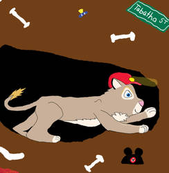 Dig a Tunnel by Tabatha87