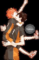 Haikyuu!! by Darksuzu