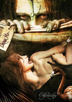 Vampire in Wonderland by Ellyevans679
