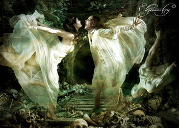Immortal Kiss by Ellyevans679