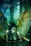Totem Spirit-Owl by Ellyevans679