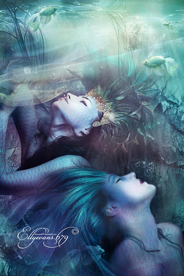 The Naiads by Ellyevans679