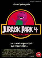 Jurassic Park 4 film poster by dukester