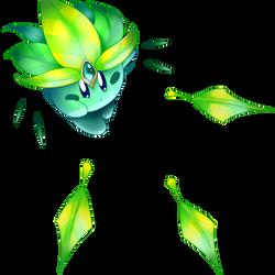 leafy boi by LunarHalo24