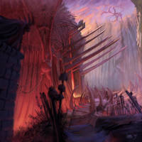 The Gates of Hell by AncientSources