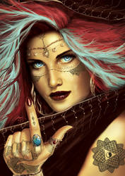 Gypsy queen by jodeee