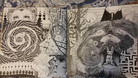 Alice nel paese delle meraviglie  by SimonaYun