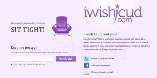 Landing page by directmediadesign
