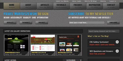 web design blog by directmediadesign
