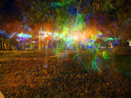Colored Smoke Glow Stock by Melyssah6-Stock