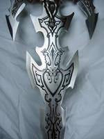 Decorative Sword Detail II by Melyssah6-Stock