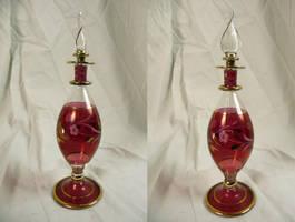 Perfume Bottle Stock II by Melyssah6-Stock