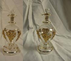 Perfume Bottle Stock VI by Melyssah6-Stock