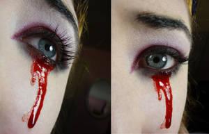 Vampire Tears Stock X by Melyssah6-Stock
