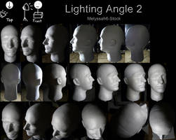 Lighting Angle Ref 2 by Melyssah6-Stock