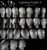 Lighting Angle Ref 3 by Melyssah6-Stock