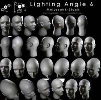 Lighting Angle Ref 6 by Melyssah6-Stock