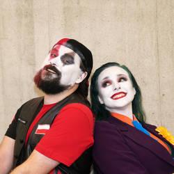 Harley-Joker Gender Swap NYCC2018 05 - Abdella by Abdella-Photo-Art