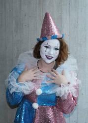 Clown Mime NYCC2018 03 - Abdella by Abdella-Photo-Art