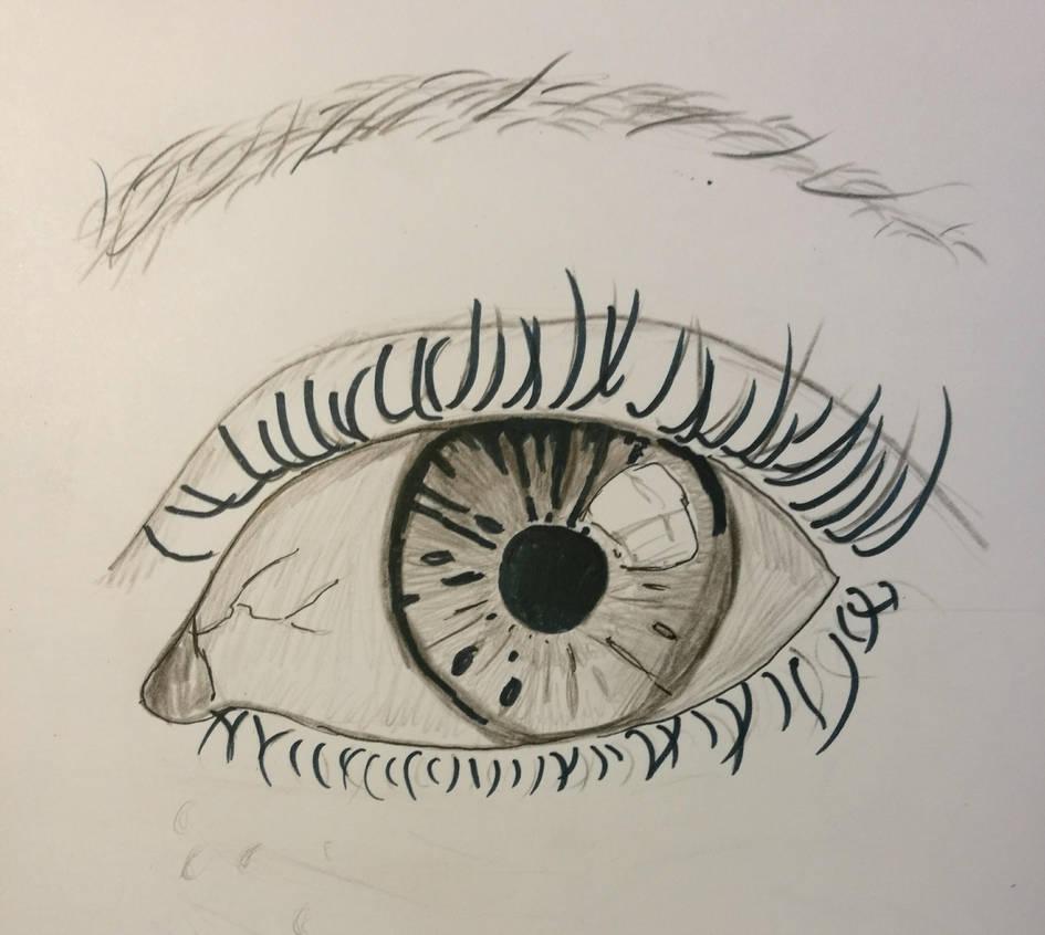 eye by ikafox