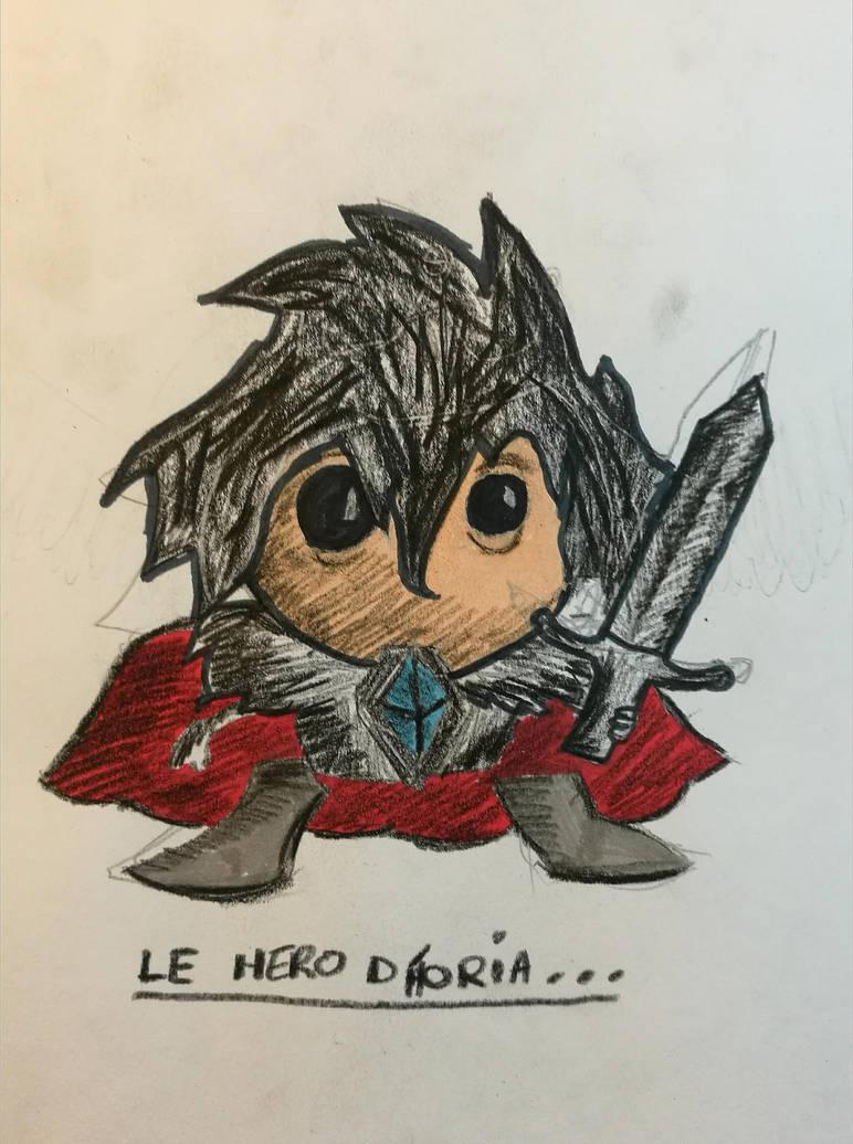 the horia's hero by ikafox