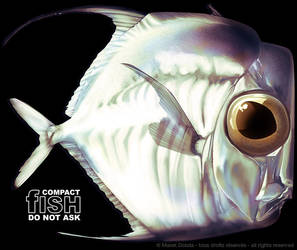 Compact fish by MarekDolata