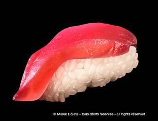 Sushi study by MarekDolata