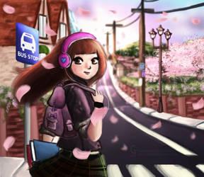 Last Day Of School by Hamsterific