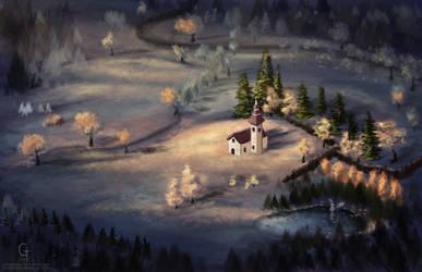 New Dawn by Hamsterific