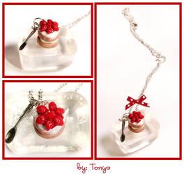 Strawberry Shortcake by Tonya-TJPhotography