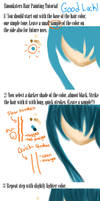 Anime Hair Painting Tut -GIMP- by Emonkster