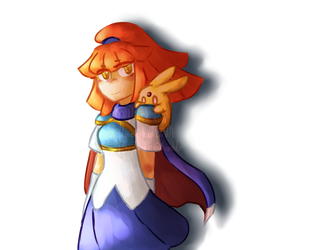 queen of sass and curry god by florek-kun